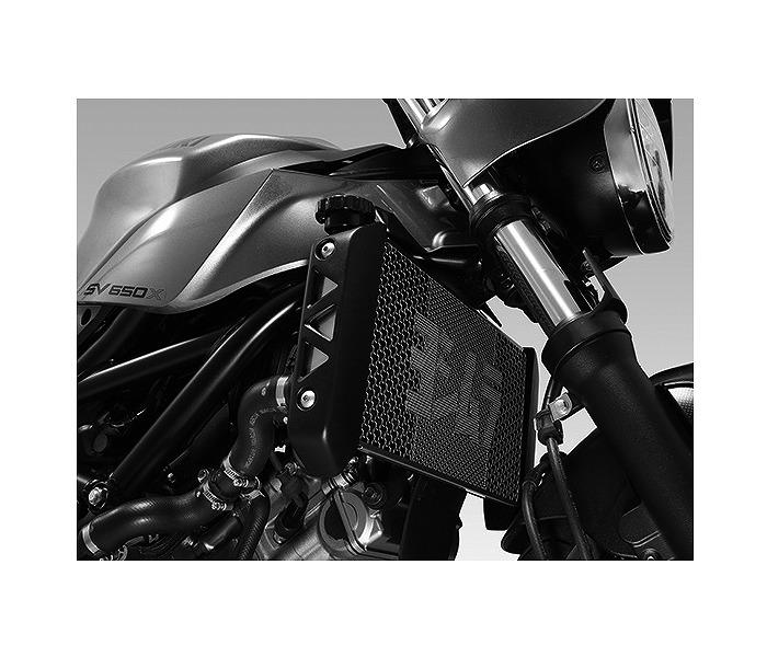 ヨシムラ 454-169-0000 ラジエターコアプロテクター SV650/X