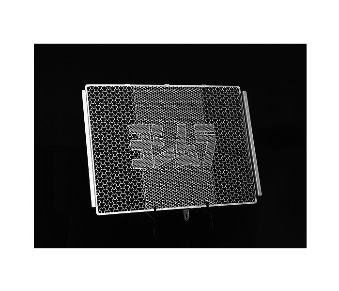 ヨシムラ 454-196-0000 ラジエターコアプロテクター シルバー GSX-S1000/F