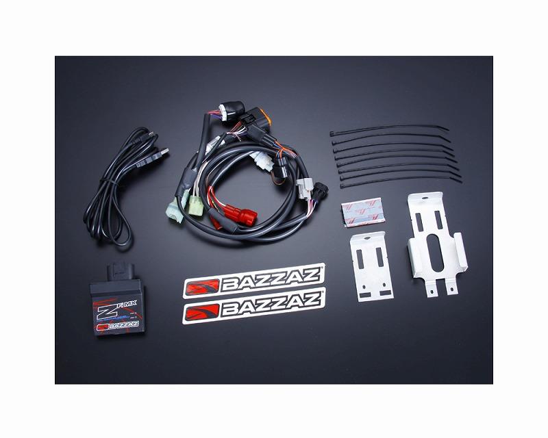 ヨシムラ BZ-F732 BAZZAZ バザーズ Z-Fi サブコン(サブコンピューター) ベースシステム 燃料調整 YZ250F