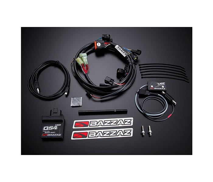 ヨシムラ BZ-Q749 BAZZAZ バザーズ QS4 USB サブコン(サブコンピューター) オートシフターシステム YZF-R25(ABS)