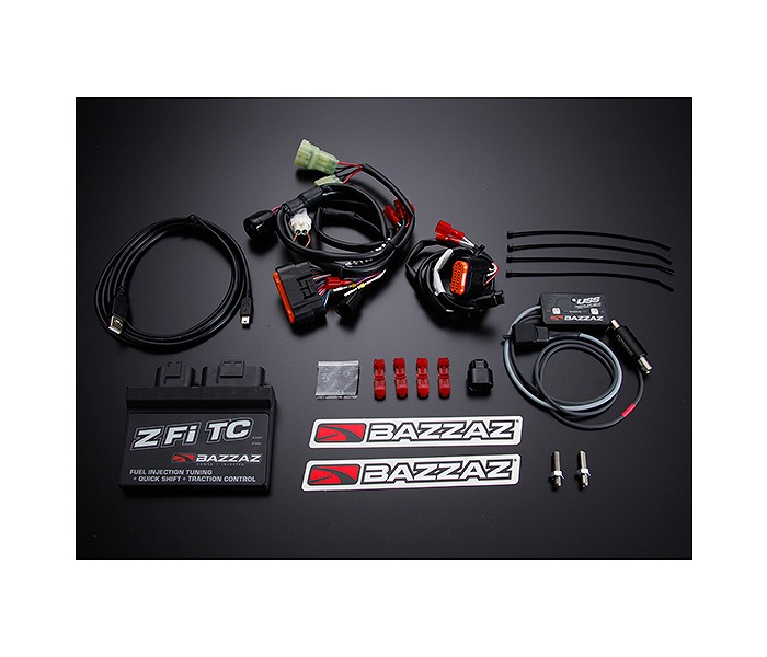 ヨシムラ BZ-T140 BAZZAZ バザーズ Z-Fi TC サブコン(サブコンピューター) 燃料調整 オートシフター トラクションコントロール 1098/S/SP