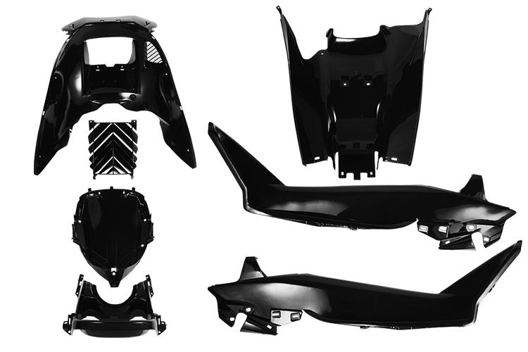 ヤマハ マジェスティ250  SG20J/4D9  前期 インナーカウル7点セット 新品 外装セット バイクパーツセンター