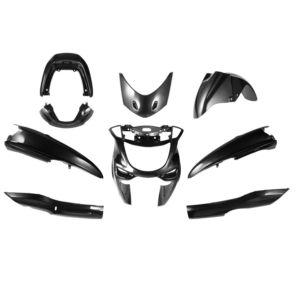 ヤマハ マジェスティ250/C  SG03J  外装カウルセット 9点 黒 ブラック  塗装済  外装セット  バイクパーツセンター