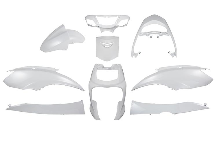 ヤマハ シグナスX SE12J 外装カウルセット 9点 白 ホワイト  塗装済  外装セット  バイクパーツセンター