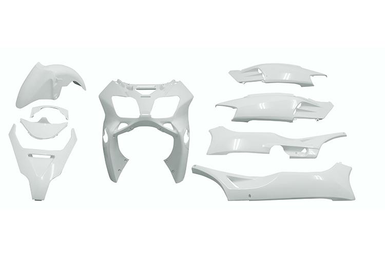 ホンダ フォルツァ MF06 外装セット 9点 白 ホワイト  バイクパーツセンター