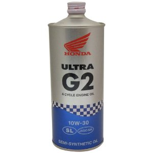 Honda genuine engine oil ultra G2 10W-30 engine oil 1L 10W30 motorcycle  parts center