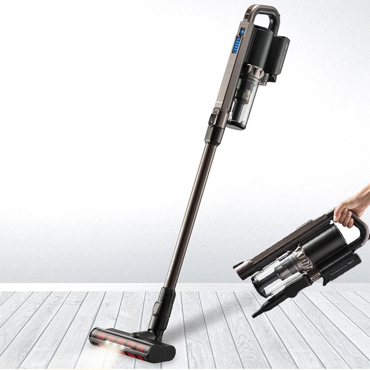<送料無料> サイクロン 掃除機 2in1 サイクロンクリーナー スティック ハンディ クリーナー サイクロン式 2way ハンディ掃除機 ハンディクリーナー サイクロン掃除機 スティッククリーナー サイクロン式クリーナー コンパクト 新生活 引越し 大掃除 おすすめ 2019