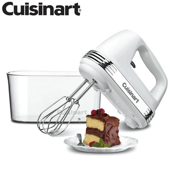 【送料無料】『クイジナート スマートパワーハンドミキサー HM-O50SJ』[Cuisinart] 【ミキサー ハンドミキサー 泡だて器 泡立て器 ホイッパー キッチン家電 家電】