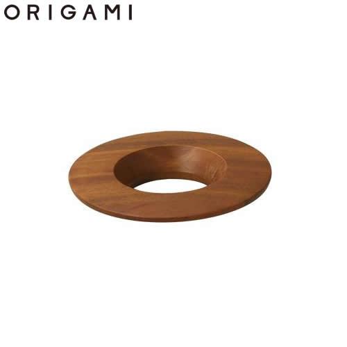 ドリッパーを支えるホルダーです 木が持つ自然なあたたかみはどんな場所とも馴染みがよく その空間の雰囲気に溶け込んでくれます 日本全国 送料無料 オリガミ 木製 ドリッパーホルダー ホルダー ドリップ コーヒー オリガミドリッパー専用 ORIGAMI 専用ホルダー 宅配便送料無料 雑貨 カフェ