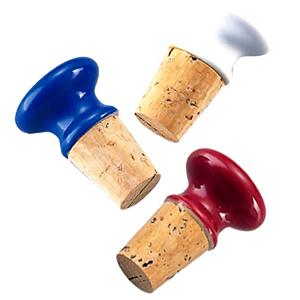 キッチン用品から生活アイテムまでオシャレで便利な雑貨 『陶器 ボトルストッパー』[セイラス]