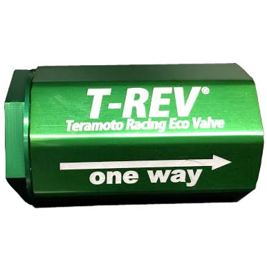 【B-14】テラモト 1500 T-REV T-REV本体 グリーン 0.05mm