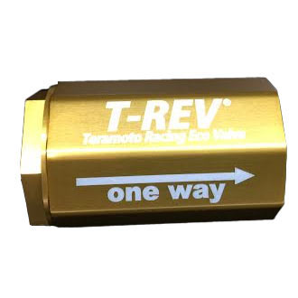 【B-14】テラモト 1515 T-REV T-REV本体 ゴールド0.07mm