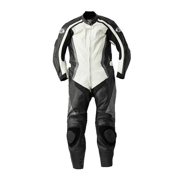 圧倒的コストパフォーマンス スピードオブサウンド SOS-18 ホワイト レザースーツ ブラック アウトレットセール 特集 評判