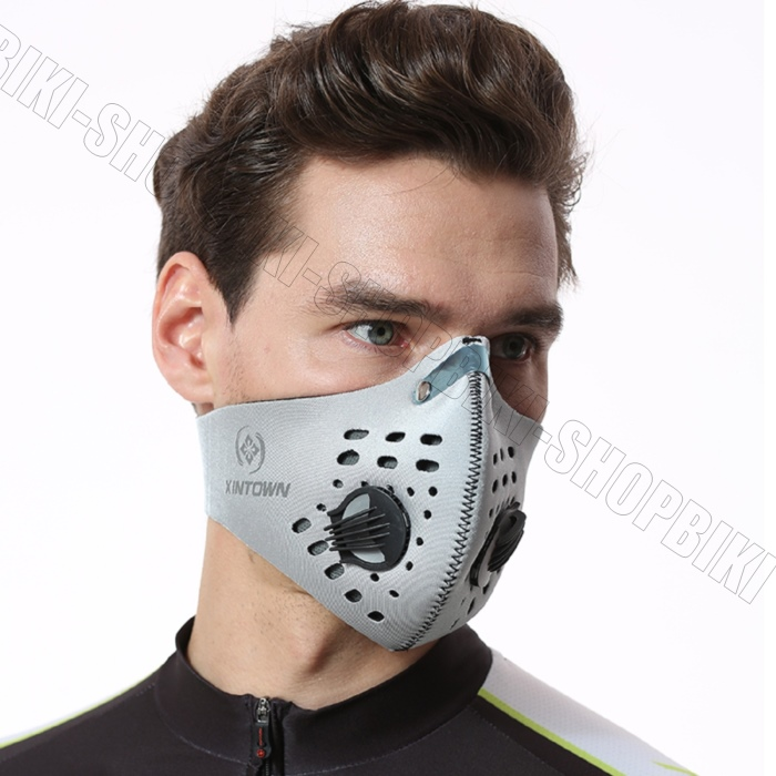 Active Carbon For Cycling Dust Measures Usual Masck Bicycle Proofing Mask Protective Filter Fashion