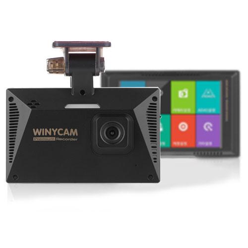 ドライブレコーダー/WINYCAM Vehicle Dash Cam HX200 1ch(後方カメラ無)、 CMOS100万画素 HD 3.5 inchフルタッチLCD 1年保証 ドラレコ 車載カメラ 駐車監視 常時録画 高画質 日本語 マニュアル