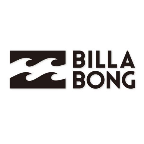 2018 ビラボン ステッカー W50mm 全2色 F BILLABONG