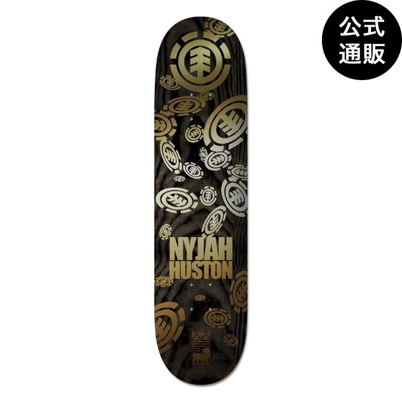 ◆デッキテープ付◆2019 エレメント スケートボード 8インチ NYJAH MAKE IT RAIN デッキ 全1色 8 ELEMENT