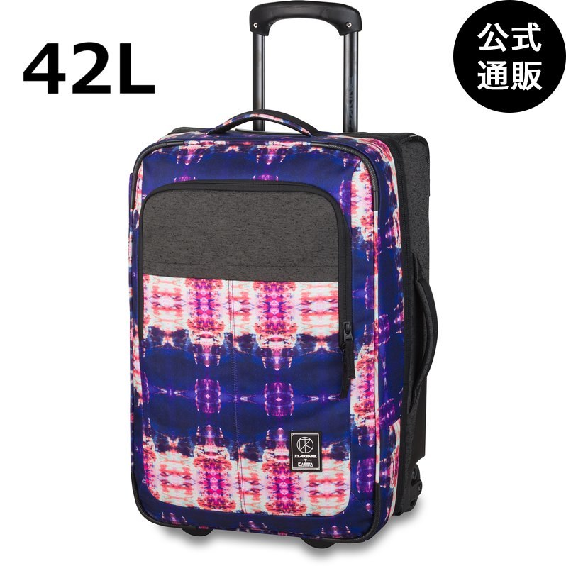 【OUTLET】【送料無料】2019 ダカイン CARRY ON ROLLER 42L キャリーバッグ KSA 全1色 F DAKINE