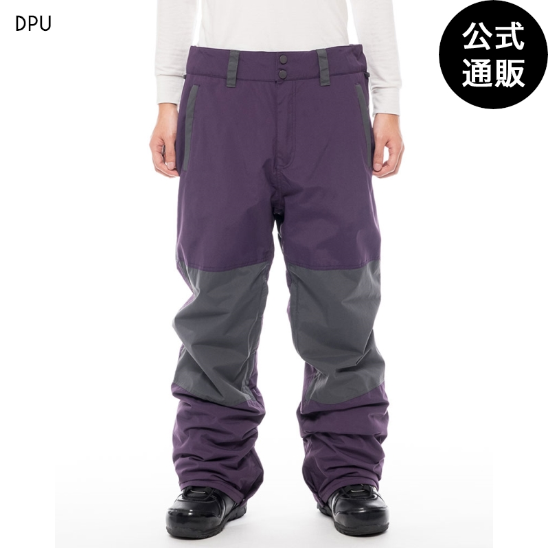 【OUTLET】【送料無料】2019 ビラボン メンズ TUCK KNEE スノーパンツ DPU【2019年冬モデル】 全1色 S/M/L BILLABONG