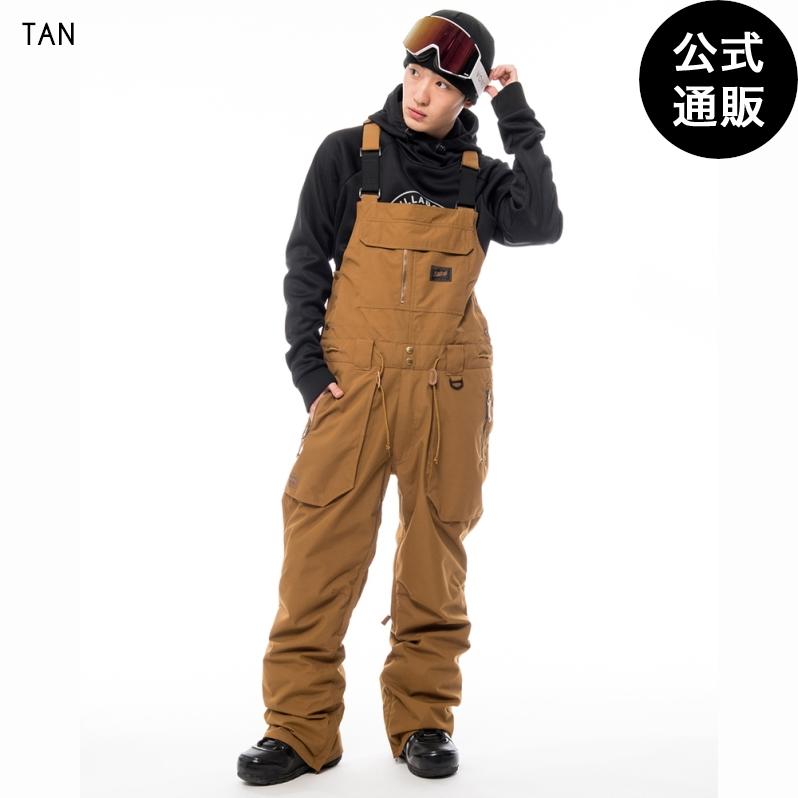 【OUTLET】【送料無料】2019 ビラボン メンズ BIB PANT スノーパンツ TAN【2019年冬モデル】 全1色 XS/S/M/L BILLABONG