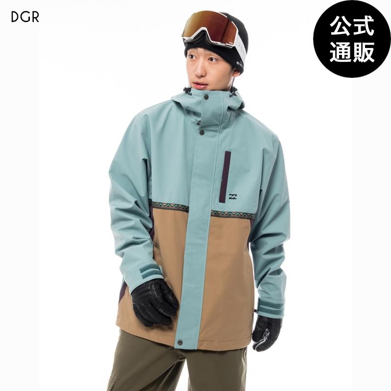 2019 ビラボン メンズ TRIBAL JACKET スノージャケット DGR 全1色 S/M/L BILLABONG