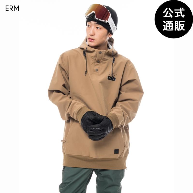 【SALE】2019 ビラボン メンズ BONDED PARKA スノージャケット ERM 全1色 S/M/L/XL BILLABONG
