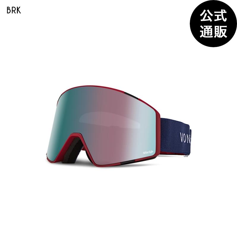 2019 ボンジッパー メンズ CAPSULE スノーゴーグル BRK 全1色 F VONZIPPER