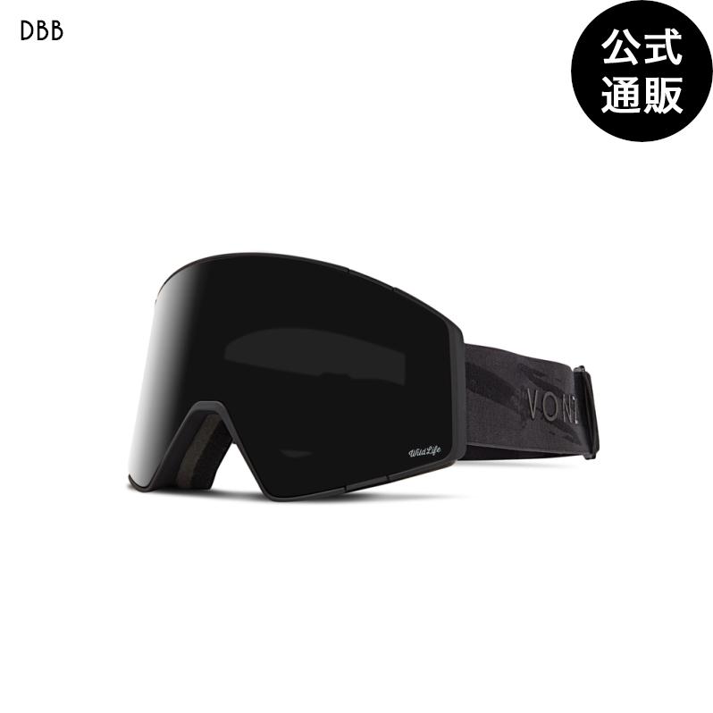 2019 ボンジッパー メンズ CAPSULE スノーゴーグル DBB 全1色 F VONZIPPER