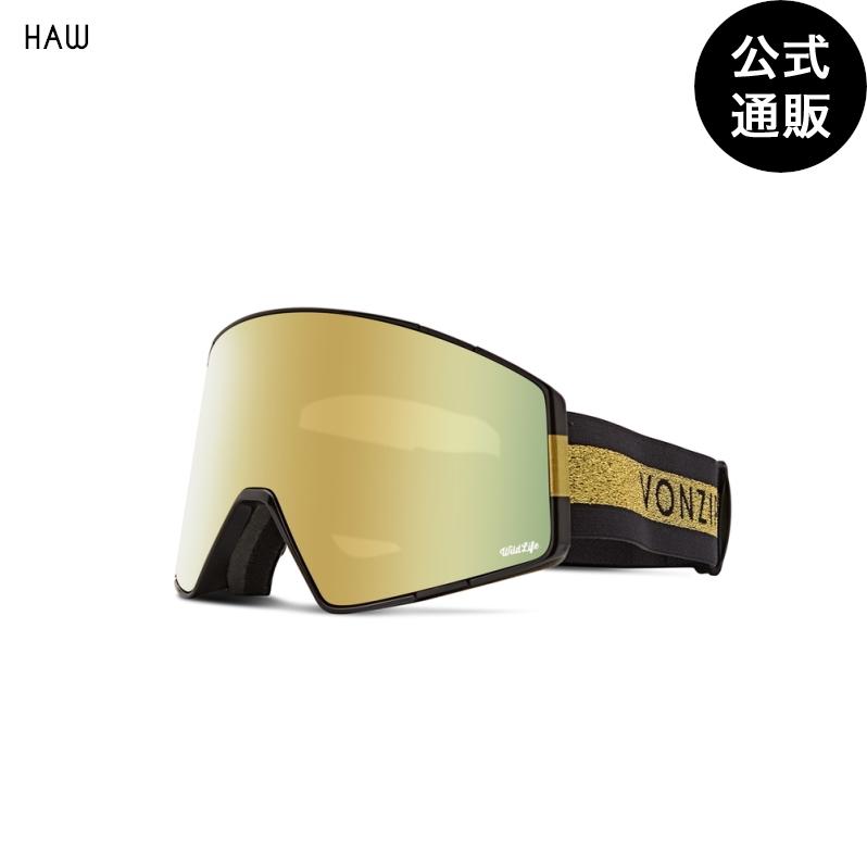 2019 ボンジッパー メンズ CAPSULE スノーゴーグル HAW 全1色 F VONZIPPER