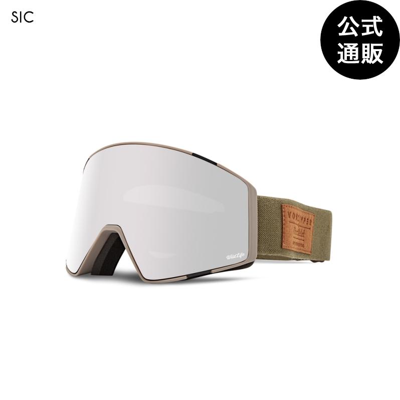 2019 ボンジッパー メンズ CAPSULE スノーゴーグル SIC 全1色 F VONZIPPER