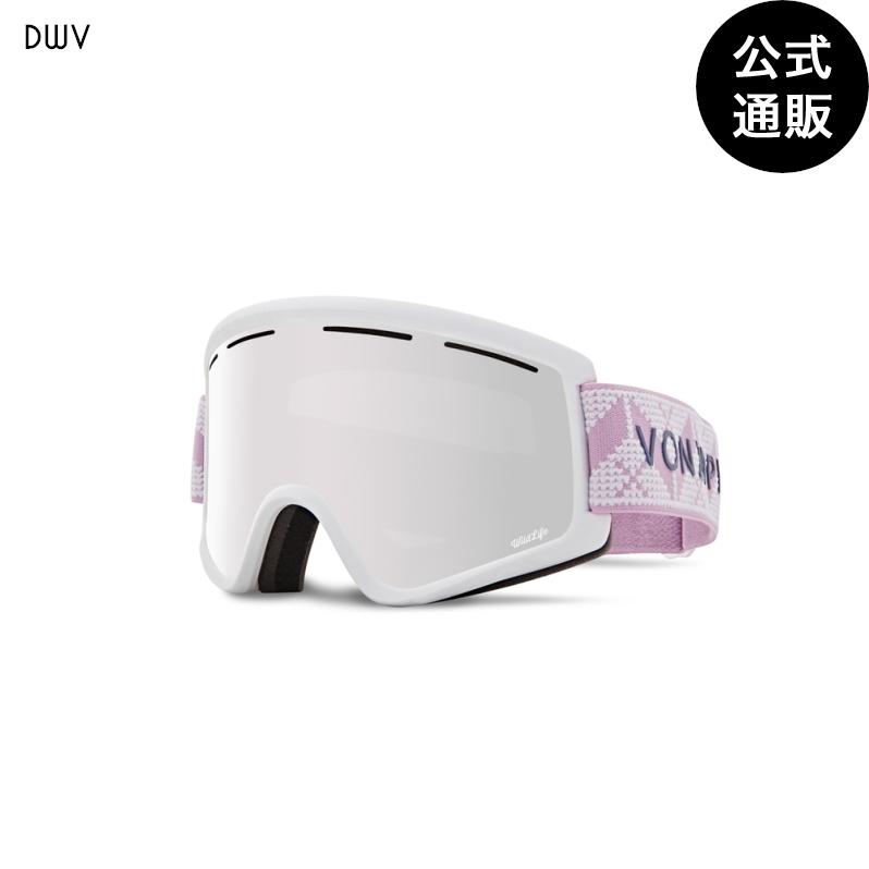 2019 ボンジッパー メンズ CLEAVER スノーゴーグル DWV 全1色 F VONZIPPER