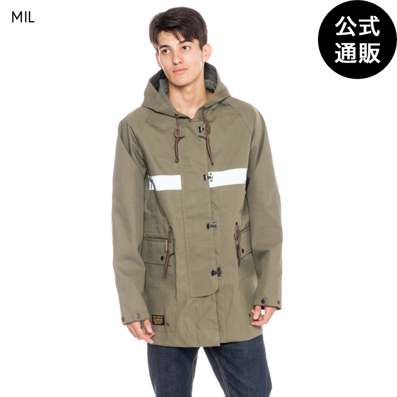美しい 2019 メンズ エレメント ELEMENT メンズ 全1色【NIGEL CABOURN】 THE BIRCHMONT CAMERAMAN PARKA ミリタリーパーカ 全1色 XS/S/M/L/XL ELEMENT:BILLABONG ONLINE STORE, 横田町:e3253d79 --- nagari.or.id