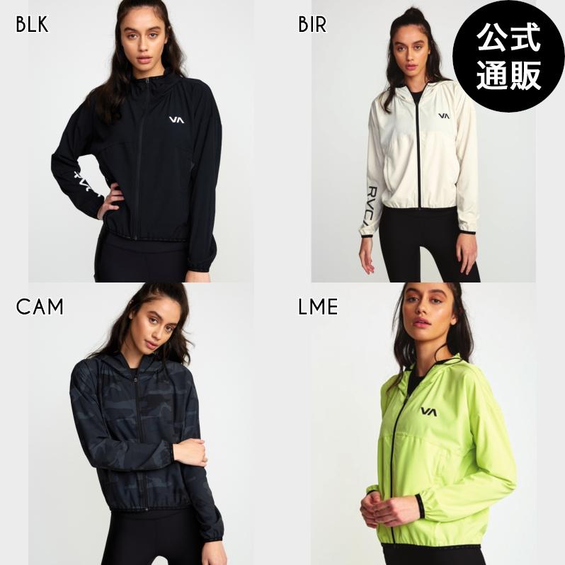 2020 RVCA ルーカ レディース WOMENS YOGGER JACKET ジャケット 全4色 XS/S/M rvca