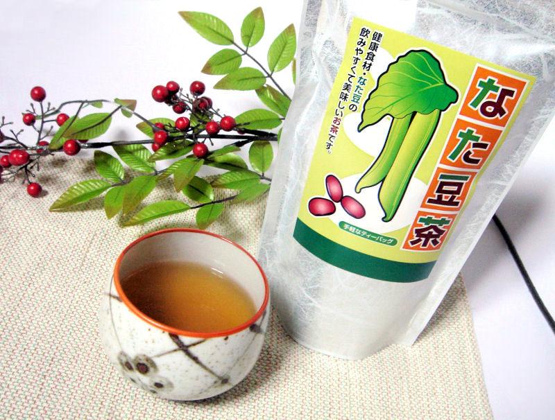 飲みやすくて人気の なた豆茶ティバッグ(12gX12)1ケース(25袋)(送料無料)