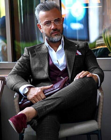テーラードジャケット ストレッチ ブレザー ジレ セットアップ メンズ 薄地 かすれチェック 黒 タイト 細身 結婚式 2次会 大きいサイズも入荷