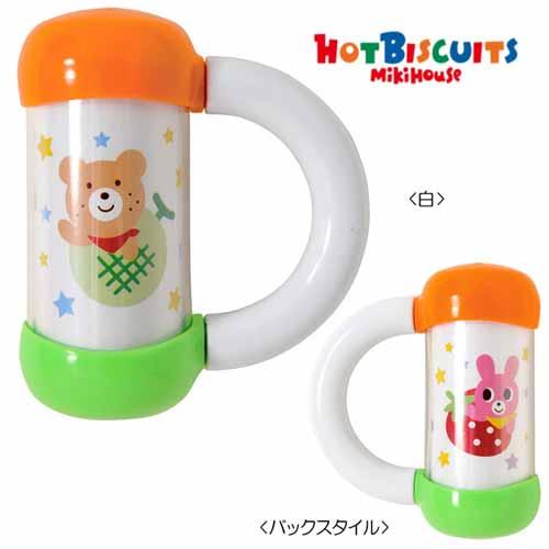 大特価!! ギフト 予約販売 出産祝い MIKIHOUSE HOTBISCUITS ミキハウス ベビーチャイム☆:76-1070-786 ホットビスケッツ