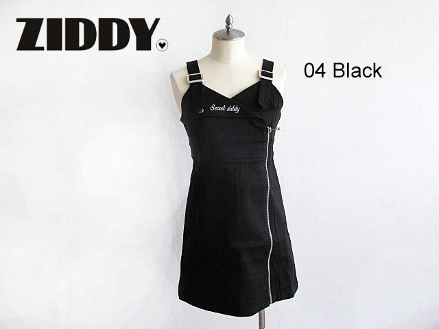 祝日 Ziddy ziddy ジディー ワンピース SALE 50%OFF FREE:1223-26017 ジディ ZIDDY 2020秋冬 :140~150cm 税込 ライダース風ストレッチツイルジャンパースカート