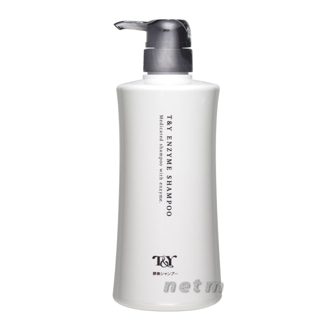 "T & Y enzyme shampoo 550 ml ""scalp care, enzyme formulations (capacity change) P15Aug15"