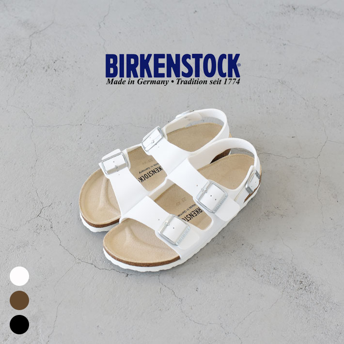 18c18767ba84 MILANO Milan  BIRKENSTOCK ビルケンシュトックレディース   men   sandals   comfort sandals    width narrow   wide   white   black   brown ...