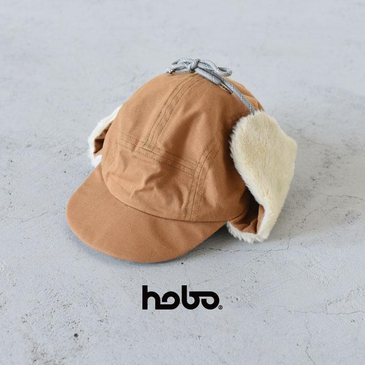 クーポン利用で更に10%OFF!【SALE 40%OFF】hobo(ホーボー)/French Duck Cloth No.11 Boa Cap/メンズ/hobo 帽子/hobo 通販/HB-H2804【返品交換不可】