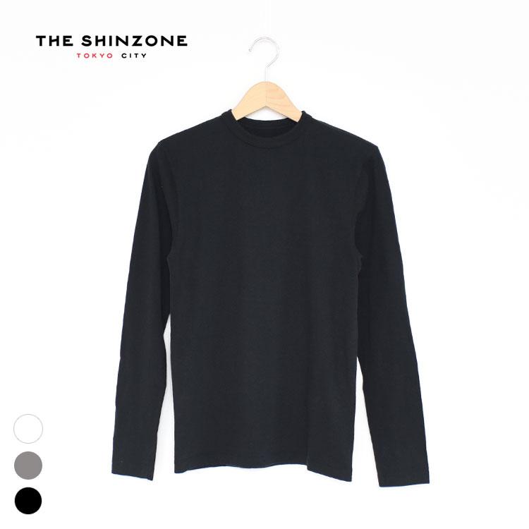 【最大34倍】THE SHINZONE(ザ シンゾーン)/GENERAL LONG SLEEVE ロングスリーブTシャツレディース/shinzone 通販/シンゾーン Tシャツ/シンゾーン 通販【2020春夏】【ネコポス1点まで可能】