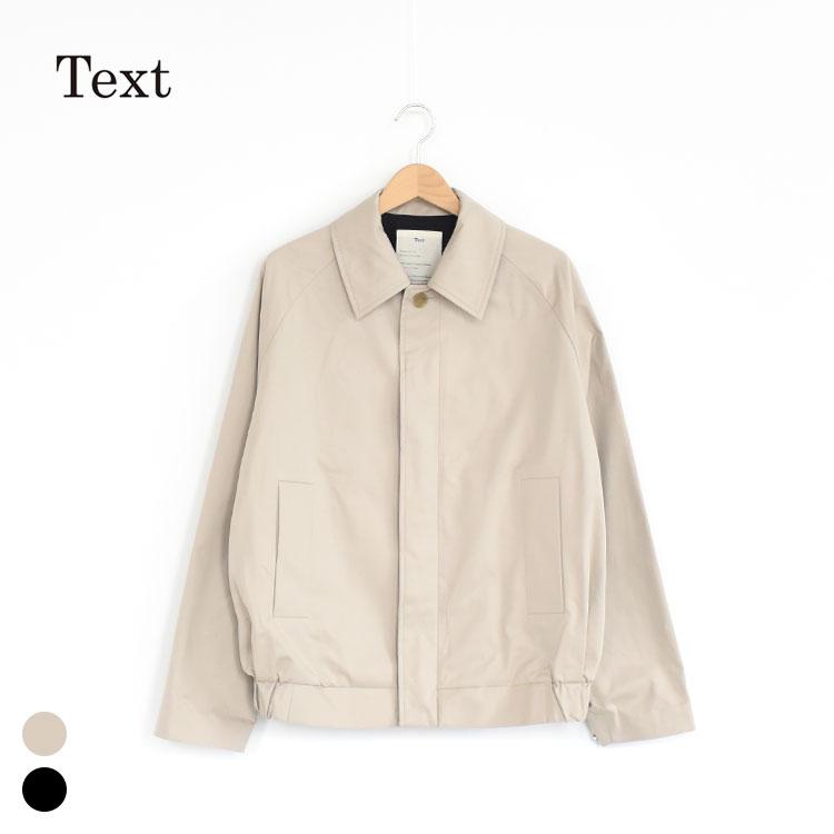 Text(テキスト)/Sports Jacket/メンズ/text 洋服/text 服/text 通販/text ブランド/text 20aw【2020秋冬】