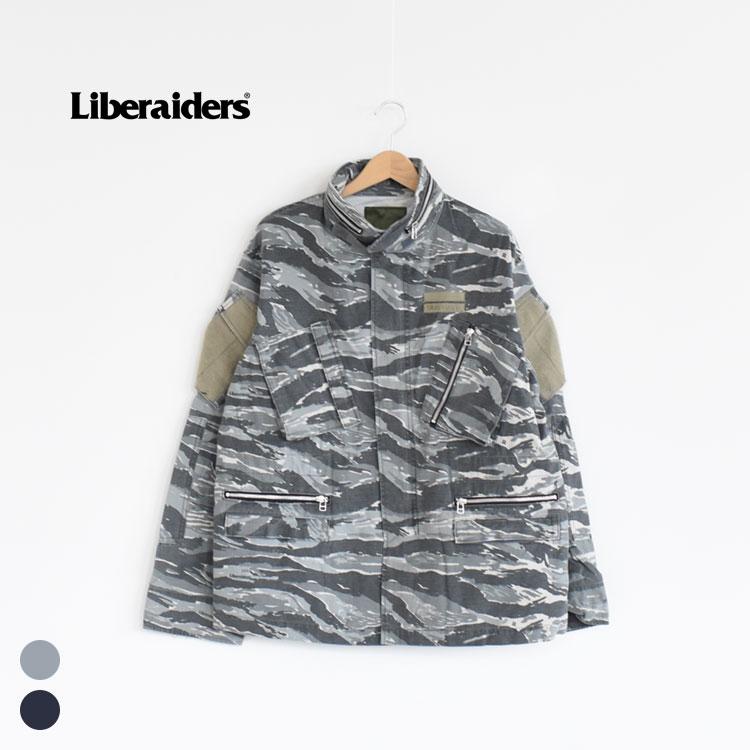 Liberaiders(リベレイダース)/COMBAT JACKET コンバットジャケットメンズ/liberaiders 通販/リベレイダース ジャケット/bduジャケット【2020春夏】