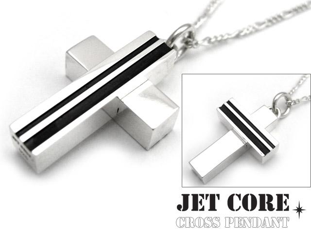 JET CORE (ジェットコア) クロスペンダント (チェーン別売り) シルバー925 アクセサリー ブランド メンズ[シルバーペンダント]