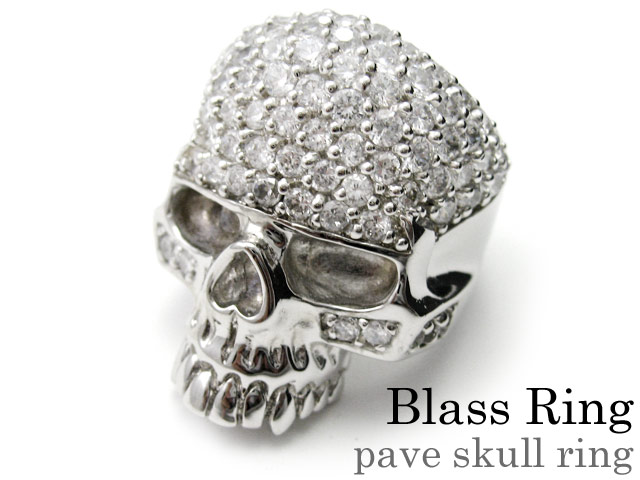 大決算セール 発売モデル 記念日 誕生日 クリスマス プレゼント ギフト 男性 彼氏 Binich ジルコニア メンズ 真鍮 ビニッチ ブラス パヴェスカルリング 指輪