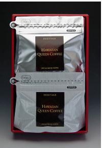 ハワイコナコーヒー HQCギフトセットA 100g 2種詰合せ お値打ちセット コーヒー エクストラファンシー 開店記念セール コナコーヒー coffee ハワイ 通販 セール商品