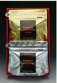 ハワイコナコーヒー人気のセット ハワイコナコーヒー HQCギフトセットC 100g マーケティング 2種詰合せ 人気セット 公式通販 コーヒー お歳暮 ギフト 贈り物 coffee
