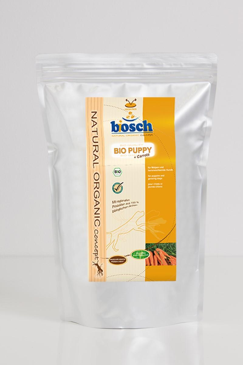 ブランド別>bosch(ボッシュ)>ドッグフード>BIO>ビオ・パピー(キャロット)