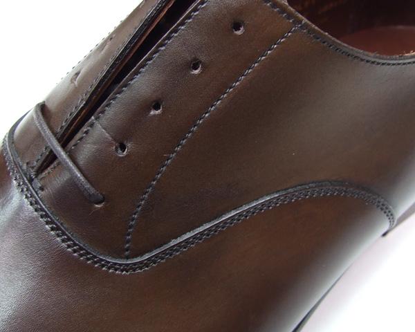 """United Kingdom brand """"CROCKETT & JONES""""-Davy Crockett & Jones-straight tip AUDLEY Audley hand grade"""