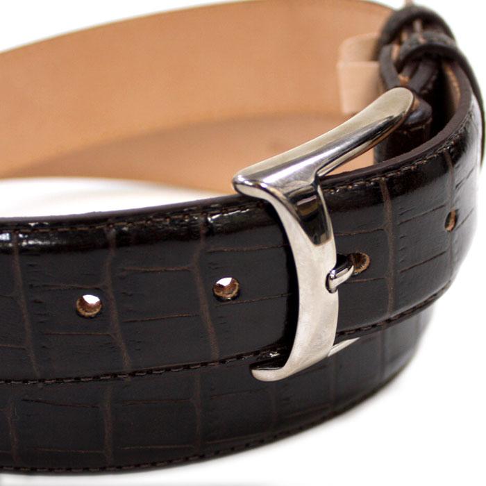 ... Belt men SartoriaPisthes - made in Italy - full house maid leather belt   lt  lt ... a36d0d348e